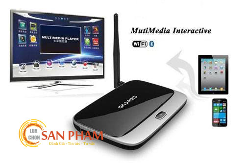 Android TV Box Q7 CS918