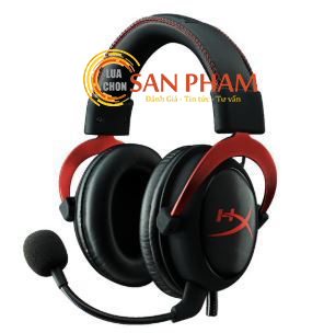 Tai nghe gaming Kingston HyperX Cloud II